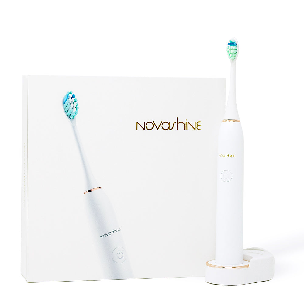 Novashine Ultrasonic Whitening Toothbrush