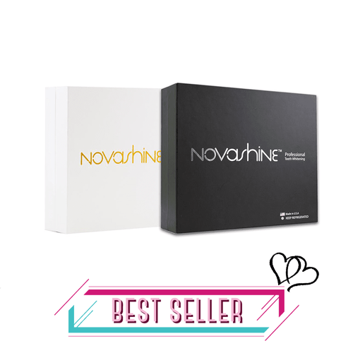 Best Seller- couples bundle - White & Black - Novashine