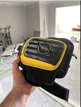 Load image into Gallery viewer, Knee Pads for Work by Thunderbolt for Construction, Flooring, Gardening, Cleaning with Double Gel Cushion and Strong Adjustable Straps
