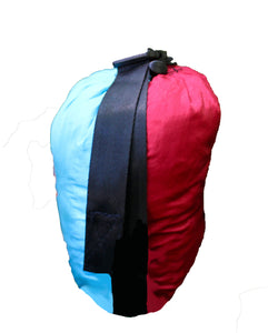 Camping Hammock Red and Blue (double sized)