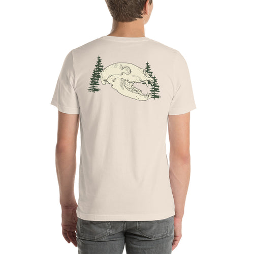 The Bear Owns The Woods Logo Shirt