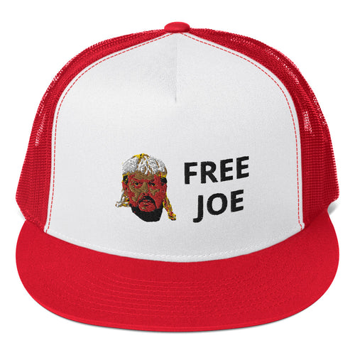 JOE TRUCKER CAP