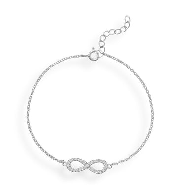 Infinity Bracelet - Lierre Bridal Accessories