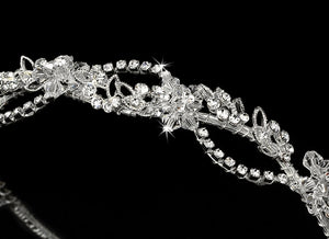 Swarovski Headband - Lierre Bridal Accessories