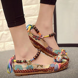Comfortable Colourful Flats