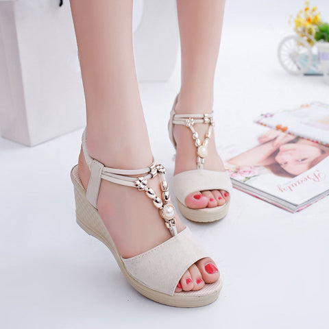 Summer Shoes Fashion Sandals