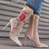 Heeled Roses
