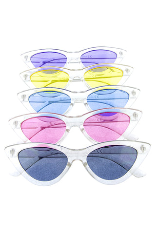 Giselle Cat Eye Kids Sunglasses