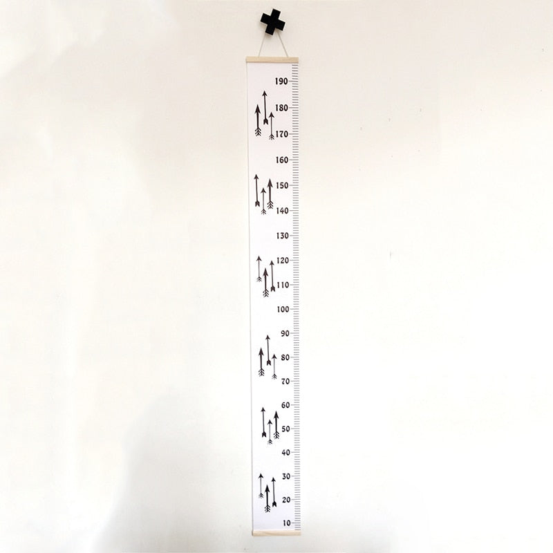 GROWTH CHART WALL RULER