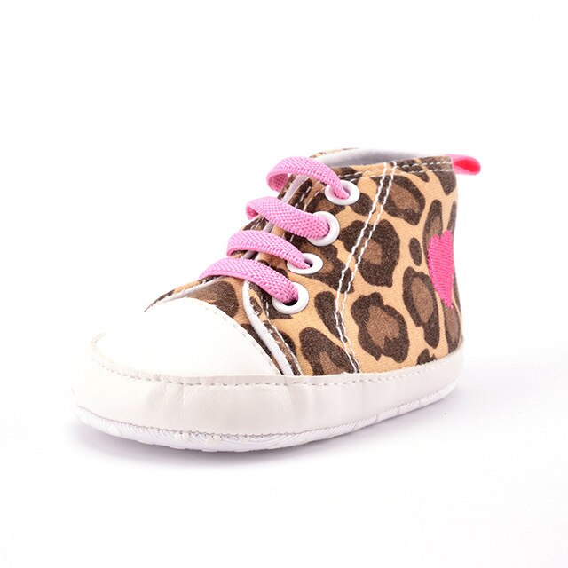 LEOPARD TRAINERS