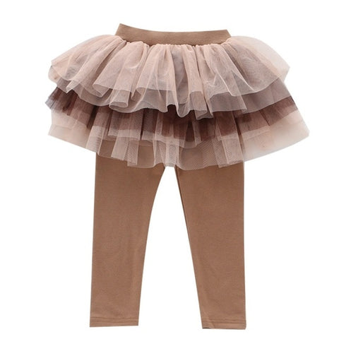 TUTU SKATE LEGGINGS 1-7Y