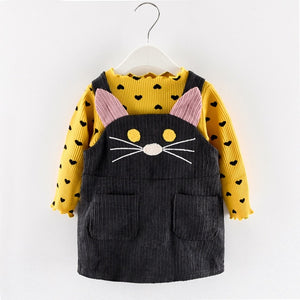 ZE CAT DRESS
