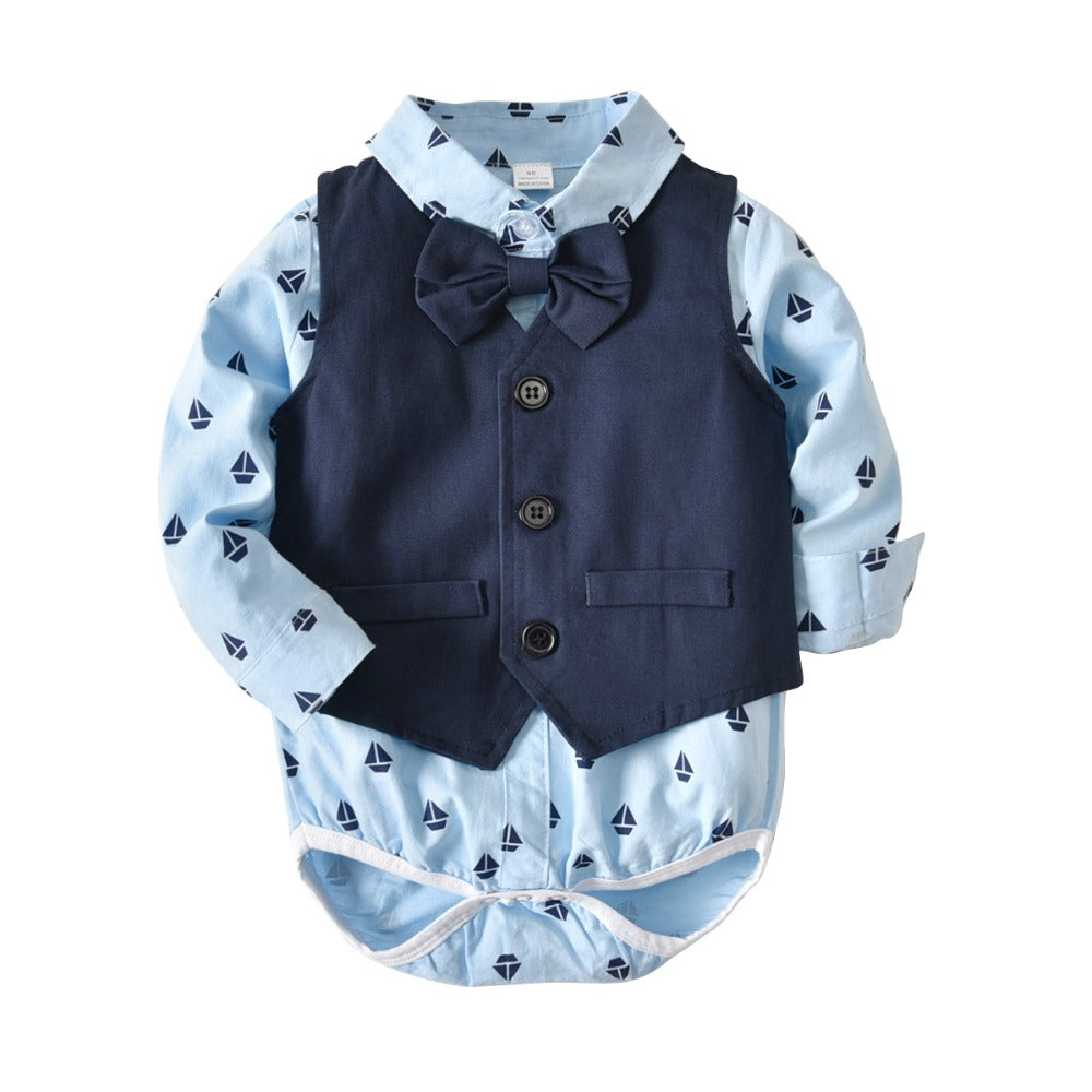 BABY BOY DENIM SET