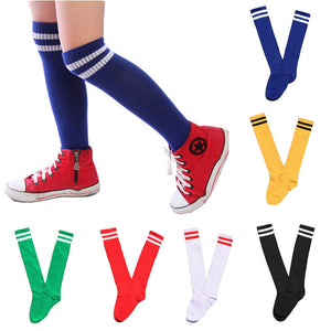 RETRO KNEE HIGH SOCKS 5-15Y