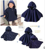 DOUBLE SIDED WINTER JACKET CAPE
