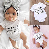 MINI BOSS ONESIE BABY