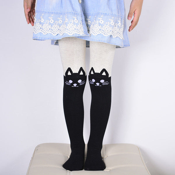 CARTOON TIGHTS  2-10 years old