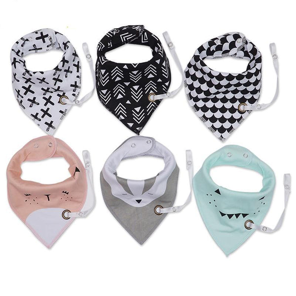 BABY BIB  SET OF 3