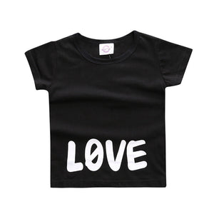 LOVE TEE SHIRT BOYS