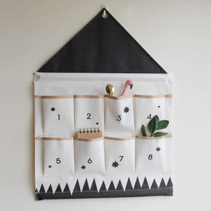 LITTLE HOUSE WALL STORAGE