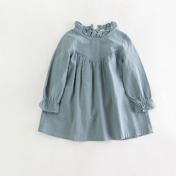 JOY LINEN DRESS GIRLS