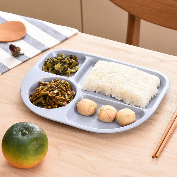 KIDS LEARNING DISHES PLATE