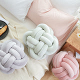 PASTEL KNOT BALL BABY TOY