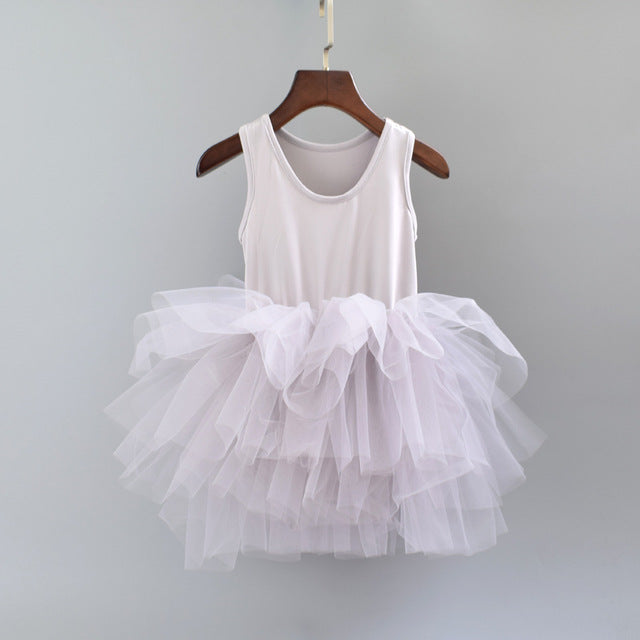 DANCING TUTU DRESS 2-8 Years old