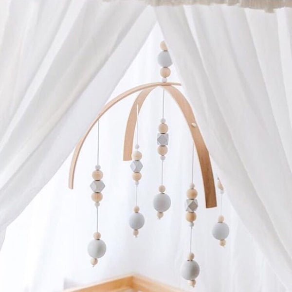 HANGING DECORATION RATTLE