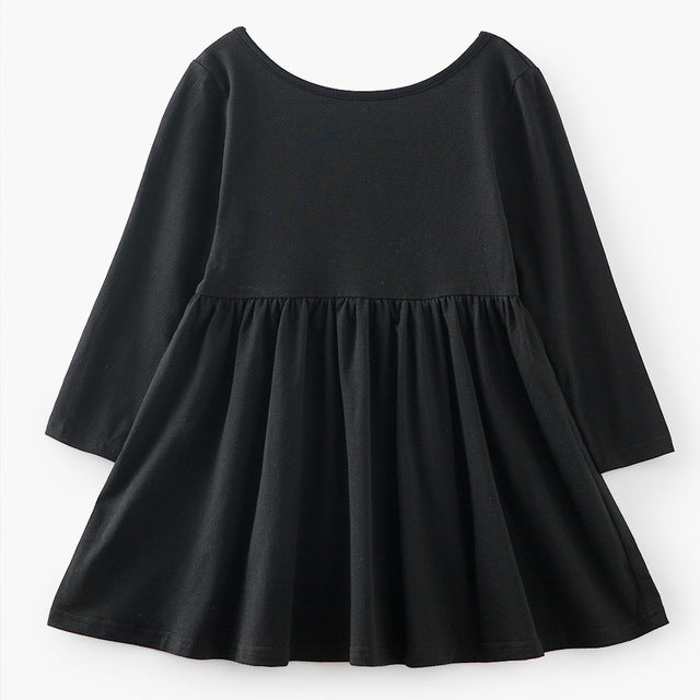 THE LITTLE SIMPLE DRESS 0-8 Years
