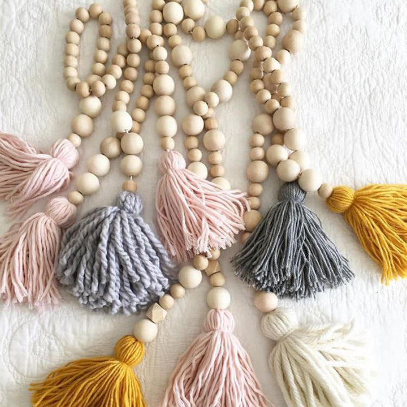 DECORATIVE TASSEL NURSERY