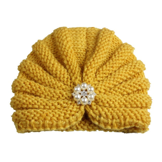 KNITTED TURBAN