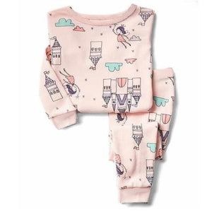 CASTLE LONG SLEEVES PIJAMAS