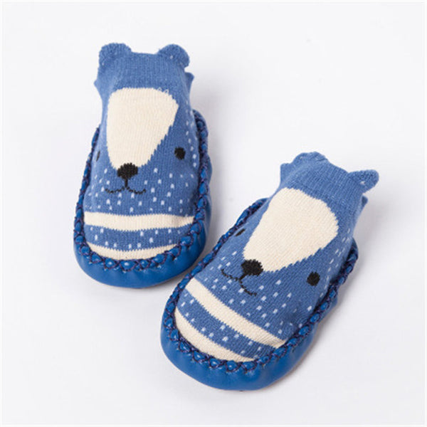 ANTI SLIP SOCKS SLEEPERS SHOES 0/2Y