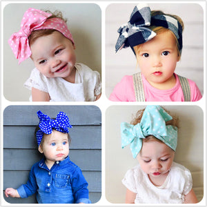 BIG BOW KNOT HEADBAND