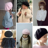FRENCH STYLE HAT WOOL HAT