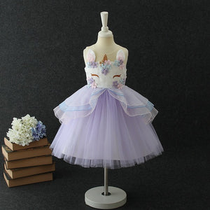 THE UNICORN PRINCESS DRESS