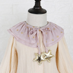 PRINCESS COLLAR SCARF
