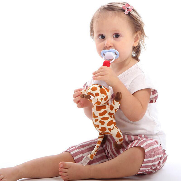 TOYS SOOTHER PACIFIER HOLDER