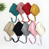 COVER EARS BABY HATS