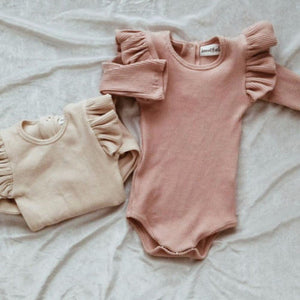 LONG SLEEVES ONESIE