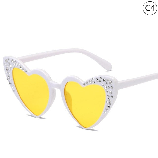 CAT EYES SUNGLASSES UV400