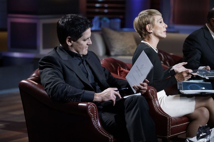 From the Cutting Room Floor: What You Didn't See on Rocketbook's Shark Tank Segment