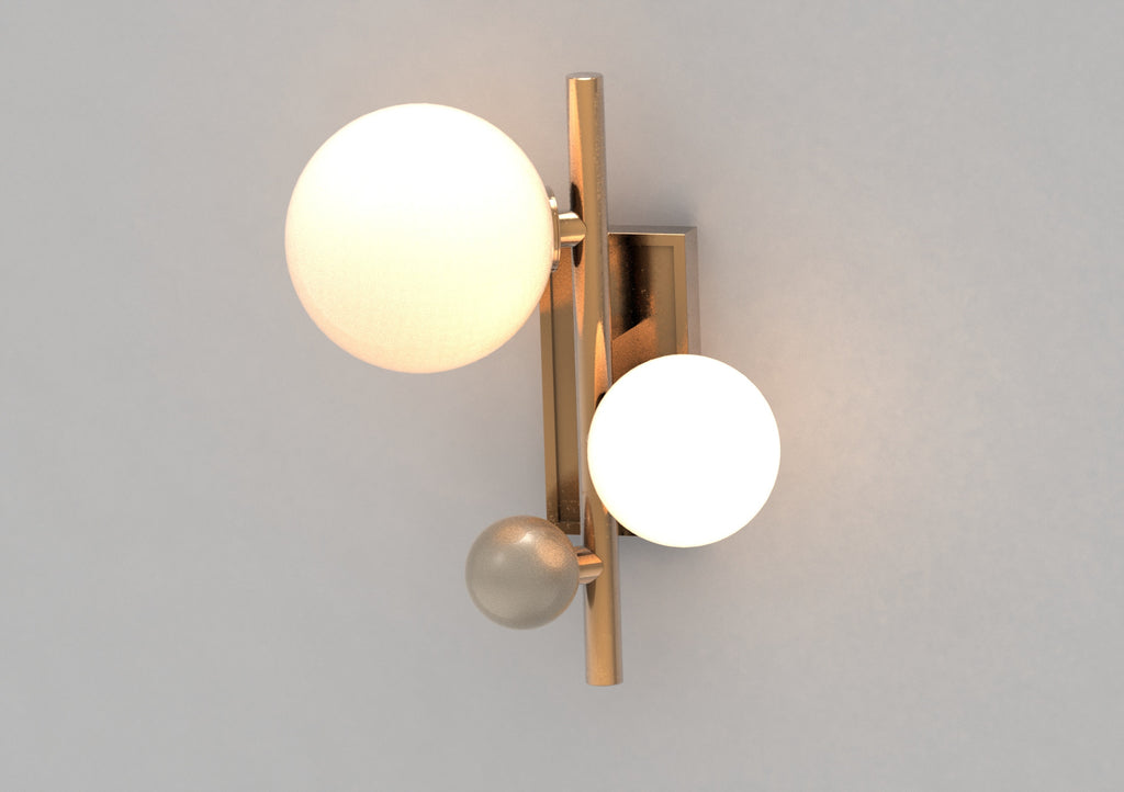 Pearl Sconce