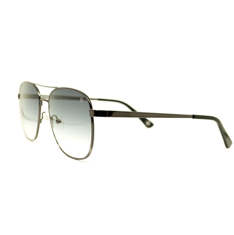 Nelson Sunglasses in Gunmetal