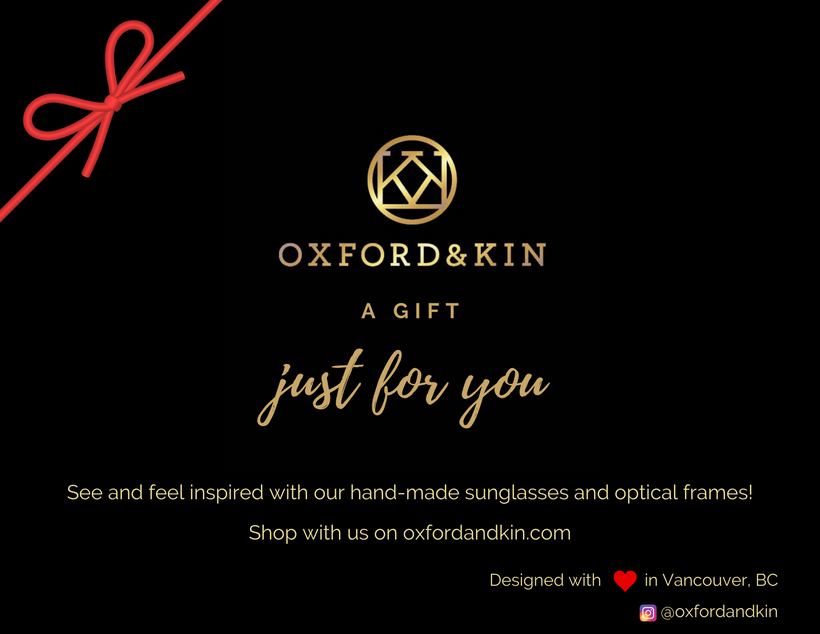 Oxford & Kin Gift Card