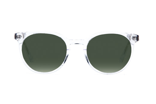Oxford Sunglasses in Crystal