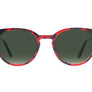 Oxford Sunglasses in Ember