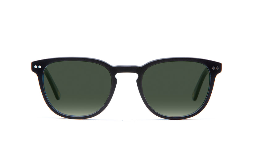Stanley Sunglasses in Matte Black