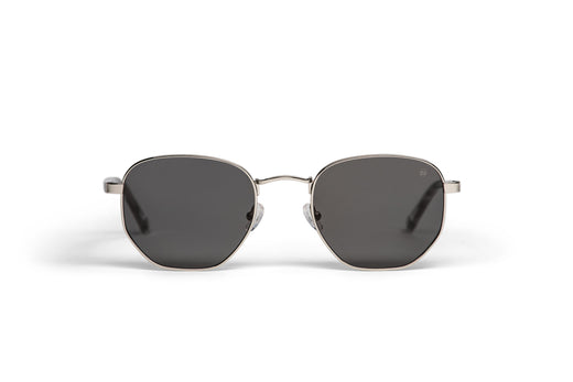 Yonge Sunglasses in Silver